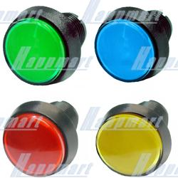 Medium Round Illuminated Push Button