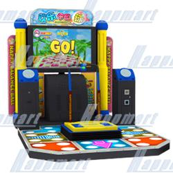 3D Game- Happy Balance Ball Redemption Machines