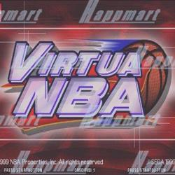 Virtua NBA Cartridge with Naomi Motherboard