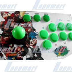 The King of Fighter EX style Control Panel