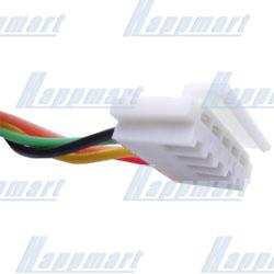 5 pin wiring harness for sanwa joystick rh happmart com 5 pin trailer wiring harness 5 pin flat wiring harness