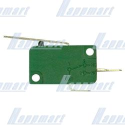 2 Terminals Microswitch with Lever