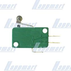 3 Terminals Microswitch with Short Roller Actuator