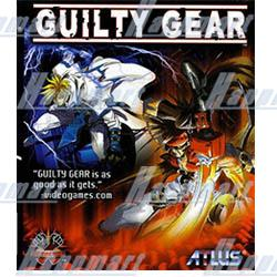 Guilty Gear with Naomi Motherboard