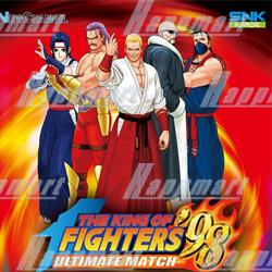 The King of Fighter 98 Ultimate Match