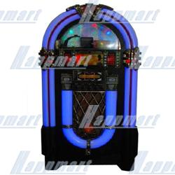Hollywood 1 CD Jukebox with USB/SD Function with LED Light