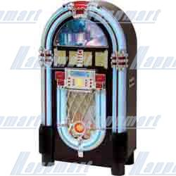 Hollywood 10 CD Jukebox - NEON