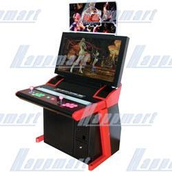 32inch horizontal/vertical LCD Arcade Cabinet