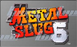 Metal Slug 6(Motherboard+Cartridge)