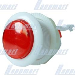 34mm Round Transparent top Push Button