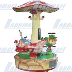Faery Carousel(3 players) For Amusement Rides