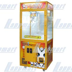 31inch Happy House Claw Machine with 2 Claws