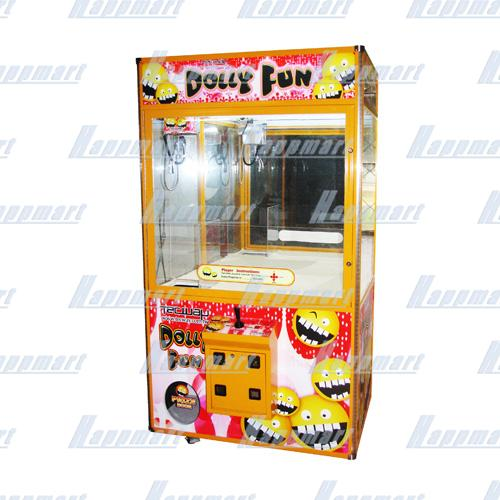 42inch Dolly Fun Claw Machine