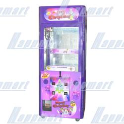 31inch Merry Chrismas Claw Machine