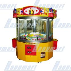 large claw machine