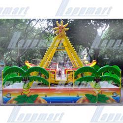 Coconut Tree Pirate Ship For Amusement Rides