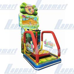 Jumping Union Video Game Machine