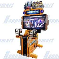 Transformers: Human Alliance Sega Shooting Machine(with 55inch LCD Screen)