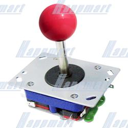 Arcade Joystick 2-4-8 way (Long Handle)